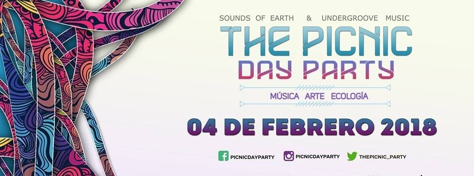 THE PICNIC DAY PARTY | Domingo 4 de Febrero 2018