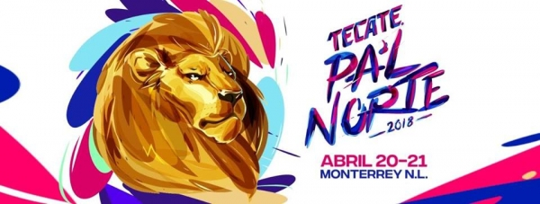 Tecate Pal Norte | Abril 20 - 21 2018 | Parque Fundidora