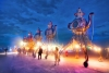 Burning Man acepta modificaciones y sigue adelante